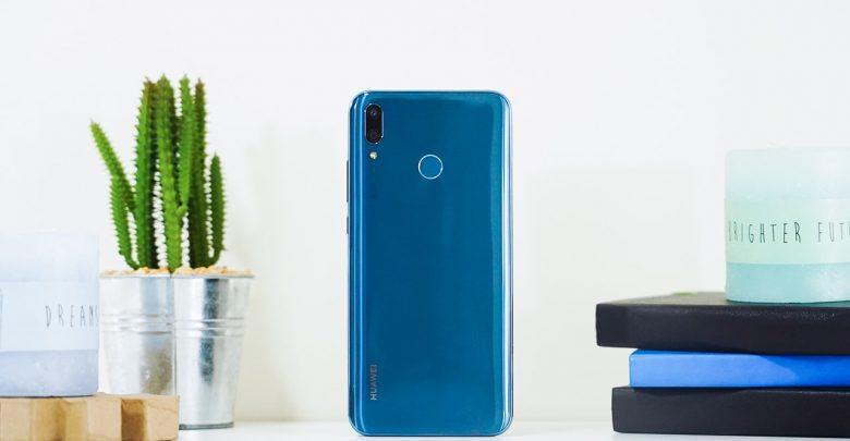مراجعة مواصفات وسعر هاتف هواوي Y9 2019