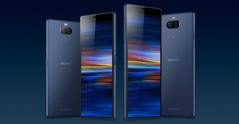 "Photo of شركة سوني تطلق رسميا هاتفيها المتوسطين ""Xperia 10″ و""Xperia 10 Plus"""